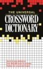 The Universal Crossword Dictionary - Book