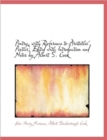 Poetry, with Reference to Aristotles' Poetics; Edited with Introduction and Notes by Albert S. Cook - Book