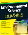 Environmental Science For Dummies - Book