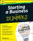 Starting a Business For Dummies - Book