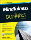 Mindfulness For Dummies - Book