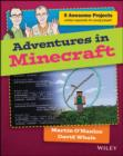 Adventures in Minecraft - Book