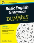 Basic English Grammar For Dummies - Book