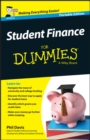 Student Finance For Dummies - Book