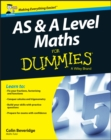 AS & A Level Maths For Dummies - Book