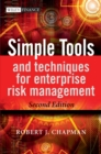 Simple Tools and Techniques for Enterprise Risk Management - eBook