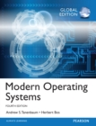 Modern Operating Systems: Global Edition - eBook