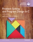 Problem Solving and Program Design in C, Global Edition - eBook