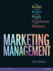 Marketing Management 3rd edn - eBook