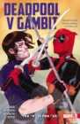 Deadpool vs. Gambit: the 'V' is for 'vs.' - Book