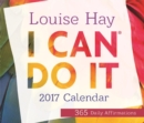 I Can Do it 2017 Calendar : 365 Daily Affirmations - Book