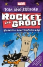 Marvel Rocket and Groot: Stranded on Planet Shopping Mall - Book