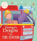 George's Dragon at the Fire Station - Book