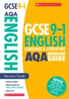 English Language and Literature Revision Guide for AQA - Book