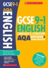 English Language and Literature Revision and Exam Practice Book for AQA - Book