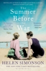 The Summer Before the War - Book