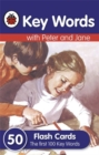 Ladybird Key Words With Peter And Jane: Flashcards - Book
