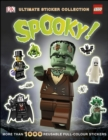 LEGO Spooky! Ultimate Sticker Collection - Book