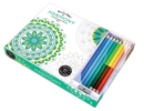 Vive le Color! Harmony (Coloring Book and Pencils) : Color Therapy Kit - Book