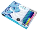 Vive le Color! Serenity (Coloring Book and Pencils) : Color Therapy Kit - Book