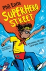 A Superhero Street - Book