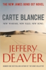 Carte Blanche : A James Bond Novel - eBook