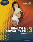 BTEC Level 3 National Health and Social Care: Student Book 1 - eBook