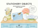 Stationery Objects : Notecards to Send and Stand - Book