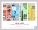 Pen to Paper Notecards : 16 Different Cards and Envelopes - Book