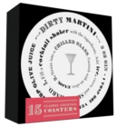 Cocktail Coasters : 15 Coasters with Cocktail Recipes - Book