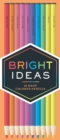 Bright Ideas Neon Colored Pencils - Book