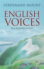 English Voices : Lives, Landscapes, Laments - Book