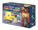 Beep Beep Beep: A Road Play Set - Book