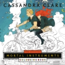 The Official Mortal Instruments Colouring Book - Book