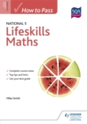 How to Pass National 5 Lifeskills Maths - Book