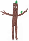Stick Man 12 Inch Soft Toy - Book