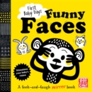 Funny Faces : A Look and Laugh Mirror Board Book - Book