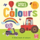 Colours : A Little Board Book of Colours with a Fold-Out Surprise - Book