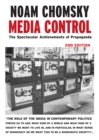 Media Control - Post-9/11 Edition : The Spectacular Achievements of Propaganda - Book
