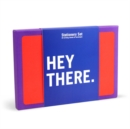 Hey There Stationery Set - Book