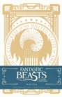 Fantastic Beasts and Where to Find Them : Macusa Hardcover Ruled Journal - Book