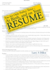 You're Only Perfect Twice: At Birth and on Your Resume~At Birth and on Your Resume - eBook