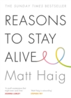 Reasons to Stay Alive - Book