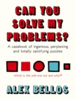 Can You Solve My Problems? : A Casebook of Ingenious, Perplexing and Totally Satisfying Puzzles - Book