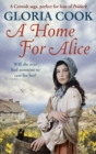 A Home for Alice - Book