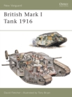 British Mark I Tank 1916 - Book