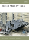 British Mark IV Tank - Book