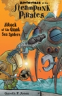 Attack of the Giant Sea Spiders - Book