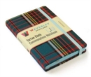 Anderson: Waverley Genuine Tartan Cloth (9cm x 14cm) Pocket Format Commonplace Notebook - Book