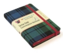 Campbell Ancient: Waverley Genuine Tartan Cloth Commonplace Notebook (9cm x 14cm) - Book
